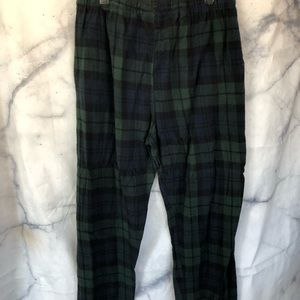 Polo by Ralph Lauren Pants - Men'sPolo Ralph Lauren Green Flannel Pajama Pants